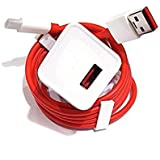 VOZC Oneplus 3T/5/5T Compatible 4.0Amp Charger With Type C Data Cable