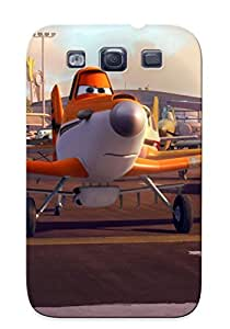 Crazinesswith Top Quality Case Cover For Galaxy S3 Case With Nice Planes Appearance BY icecream design