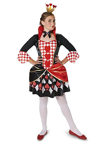 Halloween FX Queen of Hearts Adult Costume -