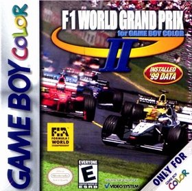 F1 World Grand Prix II ()