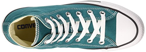 Converse All Star Hi Seasonal - Zapatillas abotinadas Unisex adulto Rebel Teal