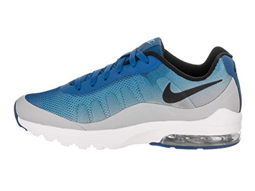 Blue Wolf Blue Shoes Jay Men's Black NIKE Grey Fury Running Max Print Air Invigor f074gqw