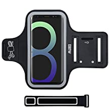 EOTW Cell Phones Sports Armband Case Holder Sweatproof with Key Holder and Card Slot for Running Hiking Walking Jogging Gym Exercise