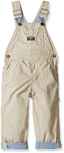 OshKosh B'Gosh Boys' Overall 21830711, Brown, 3T Toddler by OshKosh B'Gosh (Image #3)