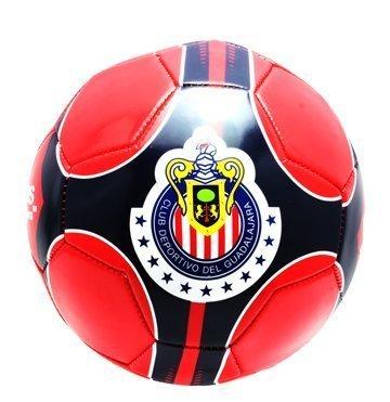 Amazon.com: Chivas de Guadalajara Balón de fútbol Tamaño 5 ...