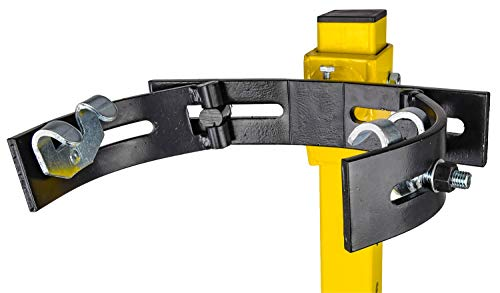 JEGS 80617 Strut Coil Spring Compressor Hydraulic Foot Pedal Assist Capacity: 1- by JEGS (Image #5)