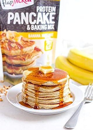 Amazon.com: Mezcla para panqueques Protein Pancake & ...