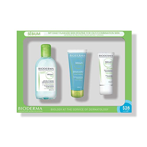 Bioderma Sebium Routine Kit (Best Bioderma Products For Acne)