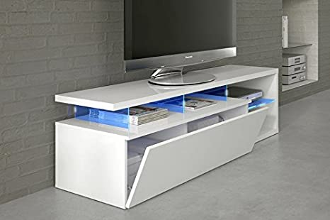 Habitdesign 026630BO - Modulo de TV Moderno, Mueble Salon ...