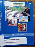 img - for Culture clips: 3. Community building [DVD] book / textbook / text book