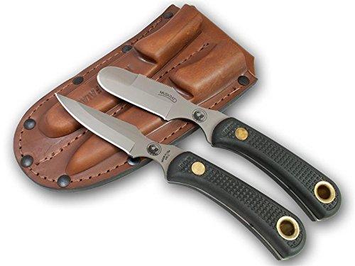 Knives of Alaska Suregrip Muskrat/Cub Knife Combo