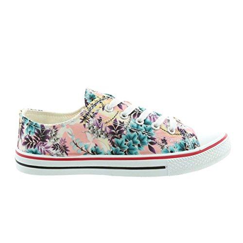 Boshimao WoMen Low-Top Sneakers Pink