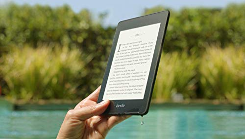 Kindle Paperwhite — Now Waterproof with 2x the Storage – Ad-Supported + Kindle Unlimited (with auto-renewal)