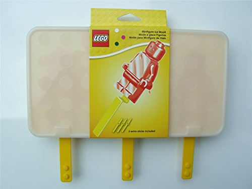 Lego Minifigure Lollipop Popsicle Mould product image