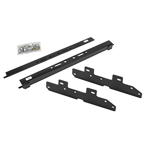 - Draw-Tite 4439 Gooseneck Rail Kit for Dodge/Ram