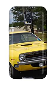 Fashionable Style Case Cover Skin For Galaxy S5- Plymouth