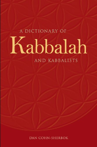Download A Dictionary of Kabbalah and Kabbalists ebook