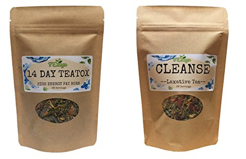 FREE – Buy 'SkinnyMint 14 DAY TEATOX & get 14 NIGHT CLEANSE' FREE – Pure Herbs only- Cleanse your body, reduce cravings, and bloating & increase metabolism For Sale