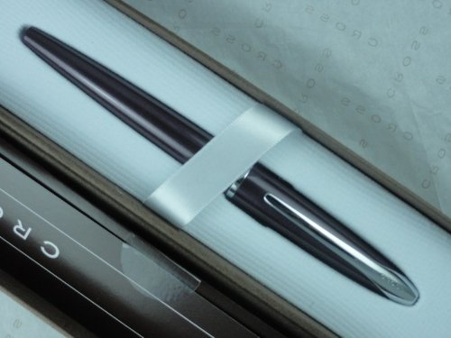 (Cross ATX Egg Plant Purple Elite Ladies Gel Ink Selectip Rollerball Pen , Very Rare )