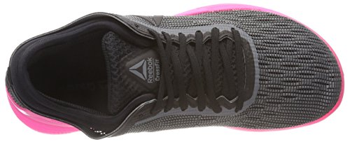 R Nano Fitnessschuhe Solar Alloy 000 Crossfit Damen Reebok Mehrfarbig Pink Black 0 8 q5xOH4tw