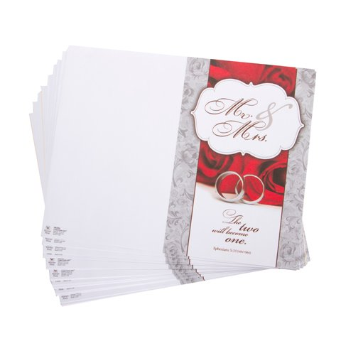 Victoria Lynn Wedding Programs - 2 Become 1