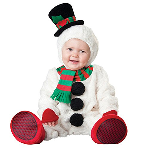 [Unisex Baby Costumes Ideas Toddler Halloween Costume Chirstmas For Boy Girl 7-24 Months] (Easy 80's Costume Ideas)