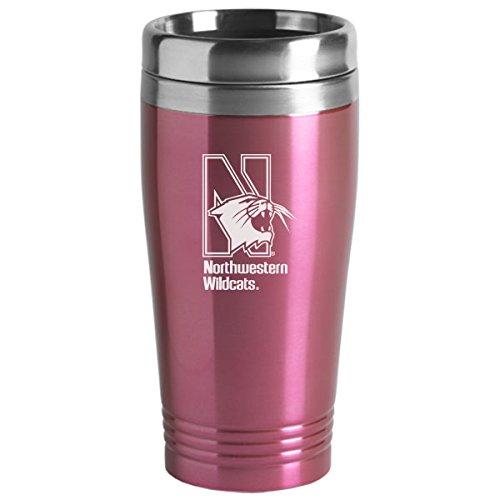 Northwestern University Travel Mug