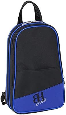 Ortola HB187 FORMA - Estuche clarinete, color negro y azul: Amazon.es: Instrumentos musicales