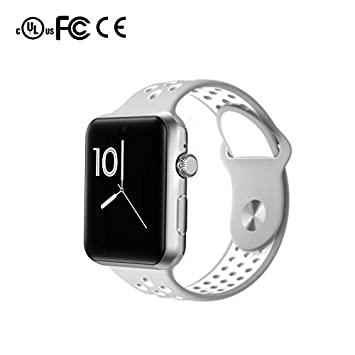 Zenozinuo Smartwatch Bluetooth Reloj Inteligente Reloj ...