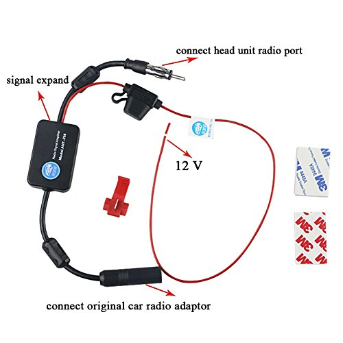 Best Buy Car Radio Antenna Booster