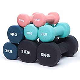 Fuel Pureformance Neoprene Dumbbells Weights (Sold As a Pair...
