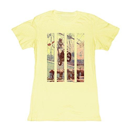 Knievel Légende Daevil Sautant Evel Pour Emblématique American Classics Garçon Tee shirt De EqnZWBH