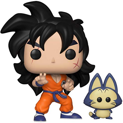 Dragon Ball Z S5 - Pop Yamcha & Puar
