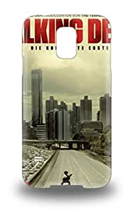 Special Design Back American The Walking Dead Adventure Drama Horror Thriller Phone 3D PC Case Cover For Galaxy S5 ( Custom Picture iPhone 6, iPhone 6 PLUS, iPhone 5, iPhone 5S, iPhone 5C, iPhone 4, iPhone 4S,Galaxy S6,Galaxy S5,Galaxy S4,Galaxy S3,Note 3,iPad Mini-Mini 2,iPad Air )