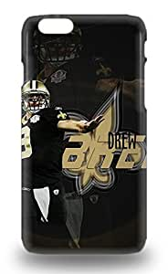 Iphone Case Cover Iphone 6 Protective Case NFL New Orleans Saints Drew Brees #9 ( Custom Picture iPhone 6, iPhone 6 PLUS, iPhone 5, iPhone 5S, iPhone 5C, iPhone 4, iPhone 4S,Galaxy S6,Galaxy S5,Galaxy S4,Galaxy S3,Note 3,iPad Mini-Mini 2,iPad Air )