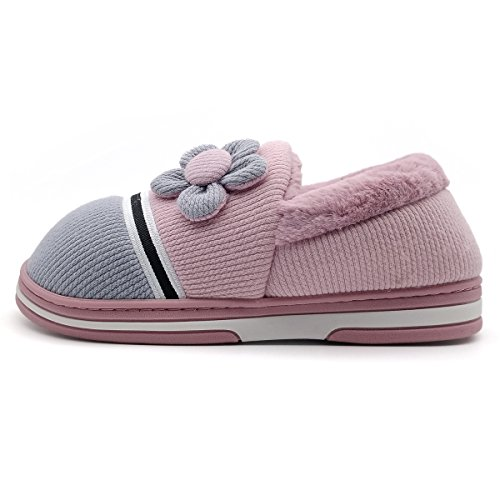 1168 Girl's House Big Purple Paangkei Anti Indoor Women's Slippers Or Shoes Slip Comfort qTBwZH16x