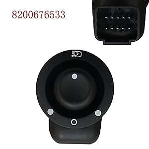 Amazon.com: supercobe Interruptor de control de espejo para ...