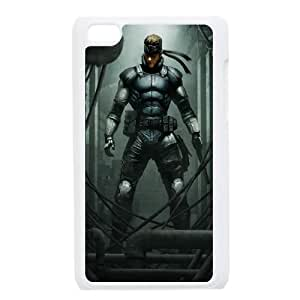 Solid Snake Metal Gear Solid Game 71 iPod Touch 4 Case White persent xxy002_6046879