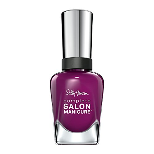 Sally Hansen Complete Salon Manicure, Orchid Me Not, 0.5 Ounce