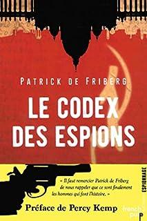 Le codex des espions, Friberg, Patrick de