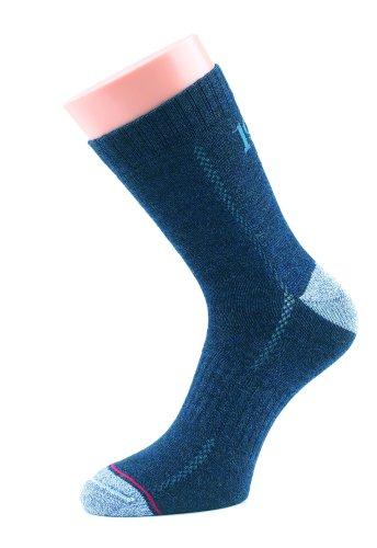 Color Azul 1000 Mile 1950 All Calcetines de Senderismo para Mujer