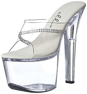 Ellie Shoes Womens 711-JESSECLR 711-jesse 5