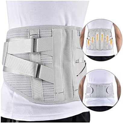 Back Posture Corrector Straight Lumbar Disc Herniation Corrector & Back Support Waist Back Sciatica