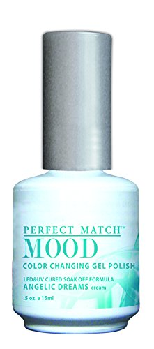 (LECHAT Perfect Match Mood Gel Polish, Angelic Dreams, 0.500 Ounce)