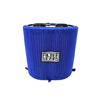 FILTERWEARS Pre-Filter K399L For K&N Air Filter E-0644 Ford Motorcraft FA-1927 FA-1928: Automotive