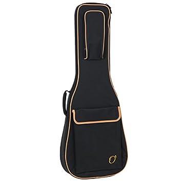 FUNDA GUITARRA ELECTRICA REF. 47 MOCHILA CON LOGO: Amazon.es: Instrumentos musicales