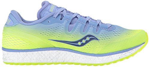 Purple ISO Shoe Freedom Citron Women's Running Saucony nWC8x0