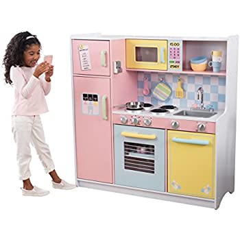 Kidkraft 53222 modern country kitchen toy for Kidkraft modern country kitchen 53222
