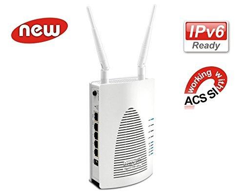 DrayTek Vigor 2120n plus Wireless AP router VPN firewall