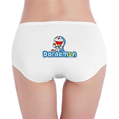 Doraemon Logo Bikini Underwear Female Underwear For Women Sport Sexy (Vietnamese Lunch Box)